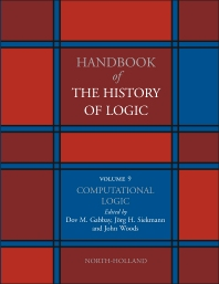 Book Series: Computational Logic