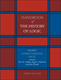 Cover image for Computational Logic