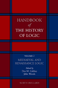 Mediaeval and Renaissance Logic, 1st Edition,Dov M. Gabbay,John Woods,ISBN9780444516251