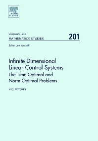 Infinite Dimensional Linear Control Systems, 1st Edition,H.O. Fattorini,ISBN9780444516329