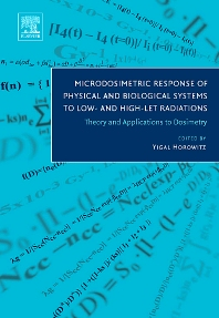 Cover image for Microdosimetric Response of Physical and Biological Systems to Low- and High-LET Radiations