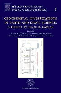 Geochemical Investigations in Earth and Space Sciences - 1st Edition - ISBN: 9780444516473, 9780080472850