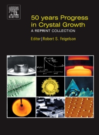 Cover image for 50 Years Progress in Crystal Growth