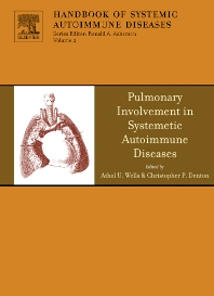 Cover image for Pulmonary Involvement in Systemic Autoimmune Diseases