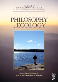 Cover image for Philosophy of Ecology