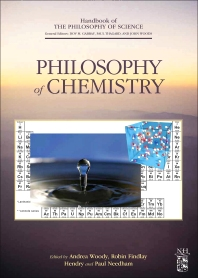 Cover image for Philosophy of Chemistry