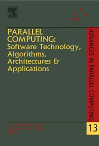 Cover image for Parallel Computing: Software Technology, Algorithms, Architectures & Applications