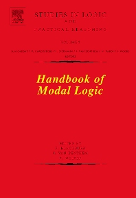 Cover image for Handbook of Modal Logic