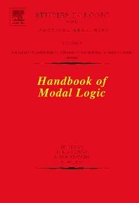 Cover image for Handbook of Modal Logic