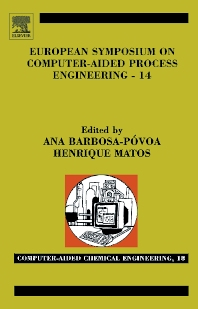 Cover image for European Symposium on Computer Aided Process Engineering - 14