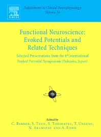 Cover image for Functional Neuroscience: Evoked Potentials and Related Techniques