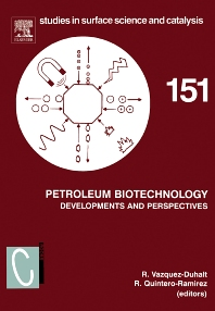 Cover image for Petroleum Biotechnology