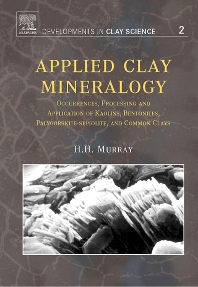 Applied Clay Mineralogy, 1st Edition,Haydn Murray,ISBN9780444517012