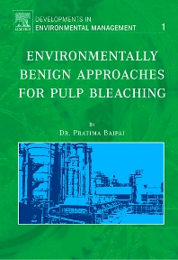 Cover image for Environmentally Benign Approaches for Pulp Bleaching