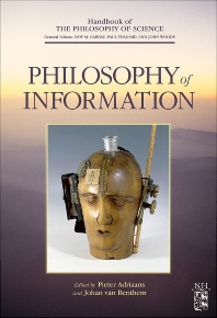 Cover image for Philosophy of Information