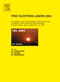 Cover image for Free Electron Lasers 2003
