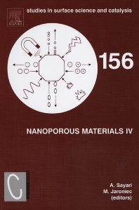 Cover image for Nanoporous Materials IV