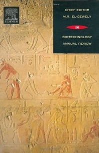 Biotechnology Annual Review, 1st Edition,M. Raafat El-Gewely,ISBN9780444517494