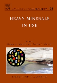 Cover image for Heavy Minerals in Use