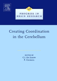 Creating Coordination in the Cerebellum, 1st Edition,Chris I. De Zeeuw,Federico Cicirata,ISBN9780444517548
