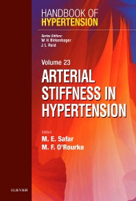 Arterial Stiffness in Hypertension - 1st Edition - ISBN: 9780444517586