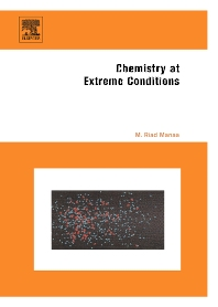 Chemistry at Extreme Conditions, 1st Edition,M.R. Manaa,ISBN9780444517661