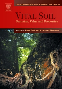 Cover image for Vital Soil