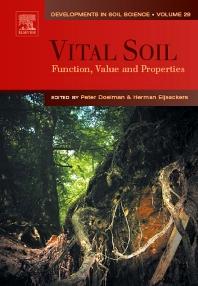 Vital Soil, 1st Edition,P. Doelman,H.J.P. Eijsackers,ISBN9780444517722