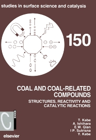Cover image for Coal and Coal-Related Compounds
