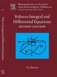 Volterra Integral and Differential Equations, 2nd Edition,Ted Burton,ISBN9780444517869