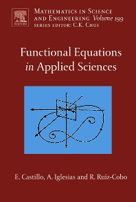 Cover image for Functional Equations in Applied Sciences