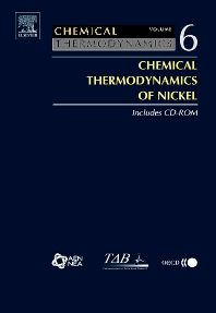 Chemical Thermodynamics of Nickel - 1st Edition - ISBN: 9780444518026, 9780080457543