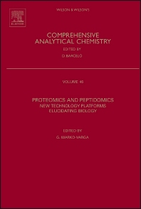 Proteomics and Peptidomics, 1st Edition,Gyorgy Marko-Varga,ISBN9780444518101