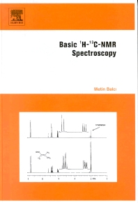 Basic 1H- and 13C-NMR Spectroscopy, 1st Edition,Metin Balci,ISBN9780444518118