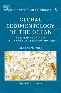 Cover image for Global Sedimentology of the Ocean