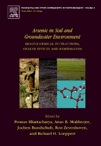 Cover image for Arsenic in Soil and Groundwater Environment
