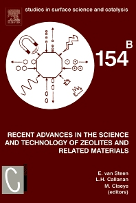 Recent Advances in the Science and Technology of Zeolites and Related Materials - 1st Edition - ISBN: 9780444518262, 9780080960845