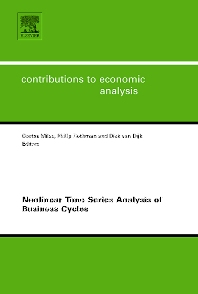Nonlinear Time Series Analysis of Business Cycles - 1st Edition - ISBN: 9780444518385