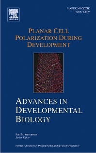 Cover image for Planar Cell Polarization during Development