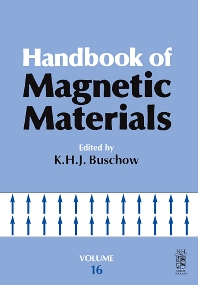 Handbook of Magnetic Materials, 1st Edition,K.H.J. Buschow,ISBN9780444518507