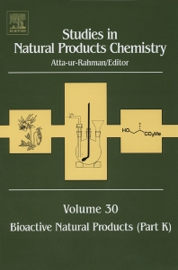 Studies in Natural Products Chemistry, 1st Edition, Atta-ur-Rahman,ISBN9780444518545