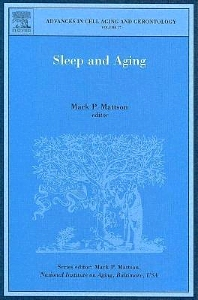 Cover image for Sleep and Aging