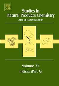 Studies in Natural Products Chemistry - 1st Edition - ISBN: 9780444518781, 9780080481203