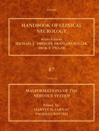 Cover image for Malformations of the Nervous System