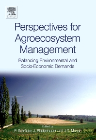 Perspectives for Agroecosystem Management: - 1st Edition - ISBN: 9780444519054, 9780080556390