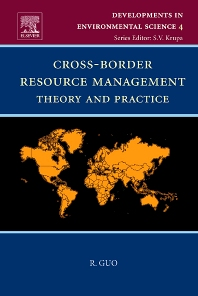 Cross-Border Resource Management - 1st Edition - ISBN: 9780444519153