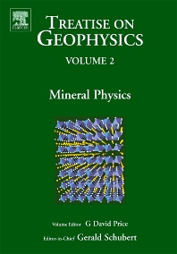 Cover image for Mineral Physics