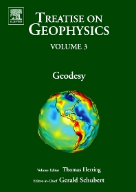 Cover image for Treatise on Geophysics, Volume 3