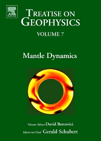 Mantle Dynamics - 1st Edition - ISBN: 9780444519351, 9780444535801