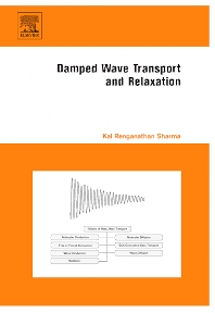 Damped Wave Transport and Relaxation